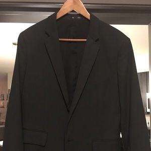 Gap Men's Charcoal Suit 38S with 29/30 Pants
